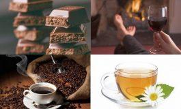 Шоколад, вино, чай и кафе забавят стареенето