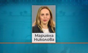 Марияна Николова е предложена за вицепремиер