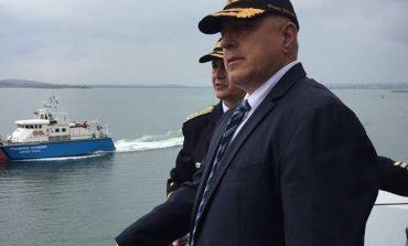 Борисов иска в Черно море туристи, фериботи и газопроводи