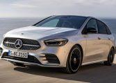 Новата B-Klasse на Mercedes