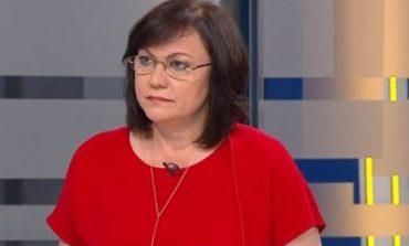 Нинова призова Борисов да излезе и да каже Горанов негов министър ли е или не