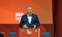 Сергей Станишев бе избран за трети мандат начело на ПЕС