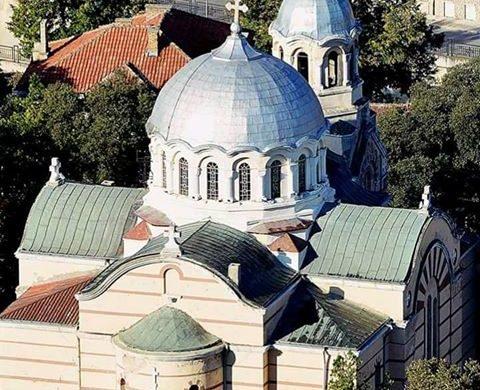 """Обновление на храм """"Св. Благовещение"""" гр. Провадия"""