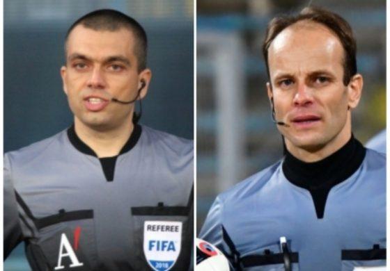 Кой назначава и поддържа футболни съдии като Чинков и Йорданов?!