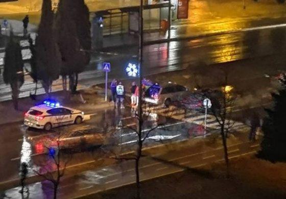 """Шофьор от Аксаково помете жена на пешеходна пътека във """"Владиславово"""""""