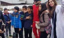 Криско зарадва децата на Повеляново