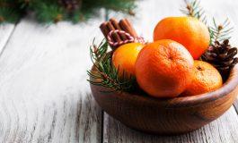За тонус през зимата: Яжте мандарини