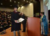 197 абсолвенти от Електротехническия факултет в ТУ Варна получиха дипломите си за висше образование