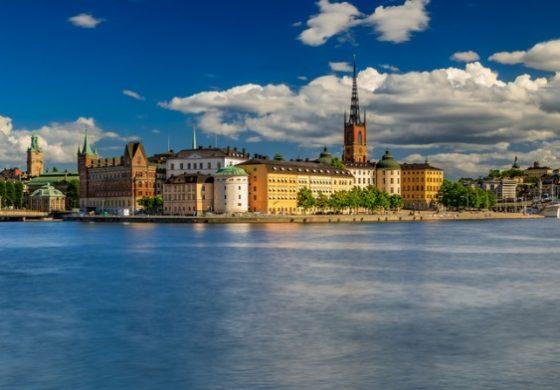 Стокхолм – градът на приказките