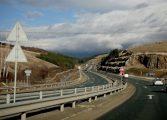 Пътният участък между Кресна и Сандански ще бъде открит до дни