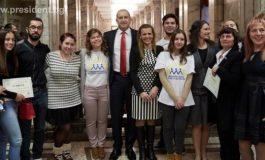 Президентът Радев: Успехът се измерва и със стореното за другите