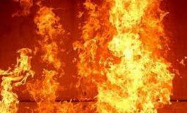 Извънредно: Жена изгоря при пожар в дома си в Девня