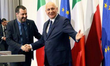 """Салвини: Италия и Полша ще са част от """"новата пролет"""" в Европа"""
