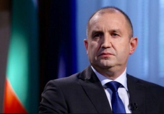 Президентът Румен Радев към превозвачите: Аз съм с вас! Исканията ви са справедливи!