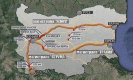 """Автомагистрали"""" ЕАД ще строи 134 км от магистрала """"Хемус"""", няма да има фирми-подизпълнители"""