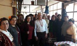 Народният представител от ГЕРБ Нели Петрова беше гост на празника, с който село Невша отбеляза Бабинден