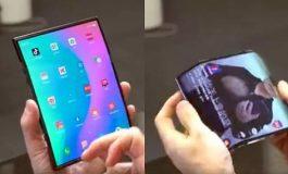 Смартфон Xiaomi със сгъваем дисплей (ВИДЕО)
