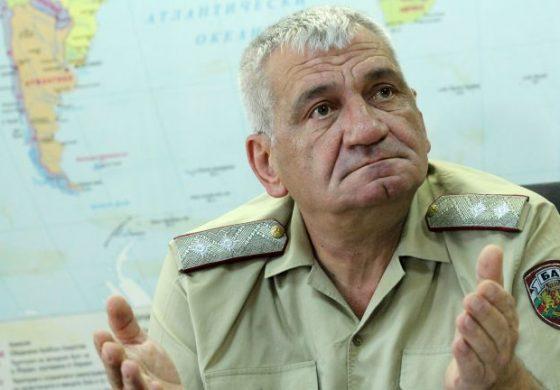 Ген. Андрей Боцев: В армията няма напрежение, но има хора, които са заинтересовани да има такова