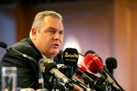 Гръцкият министър на отбраната подаде оставка. Ципрас поиска вот на доверие