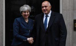 Борисов разоваря с Мей по телефона за Брекзит