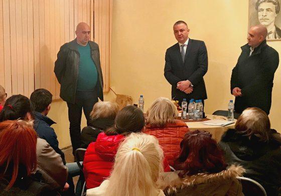 Димитър Димитров:  Чрез европроект подменяме 15 км водопроди  във Ветрино и Белоградец