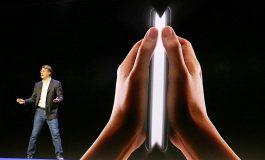 Samsung показа набързо сгъваемия си телефон в промо видео