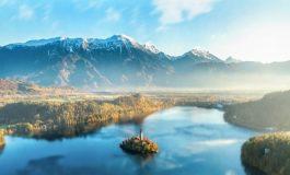 Уникално красиви кадри от Словения