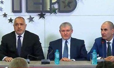 ГЕРБ и СДС се срещат утре за евроизборите. Борисов обявява кой ще стане председател на ПГ на ГЕРБ
