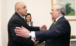 """Борисов моли Гърция, Испания, Ирландия, Португалия, Словакия и Хърватия да помогнат за """"Мобилност 1"""""""
