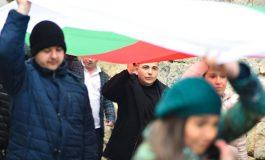 Димо Димов, ГЕРБ: На големите български празници флагът ще краси възвишението (снимки, видео)