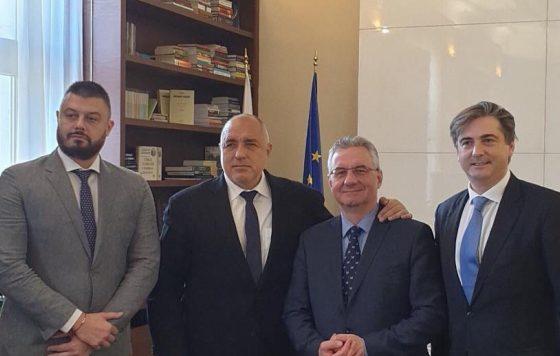 Лидерите на консерваторите Бареков, Захрадил и Милсъм проведоха ключови разговори с Борисов в Министерси съвет