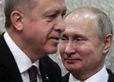 Турция пази столицата си с руски ракети