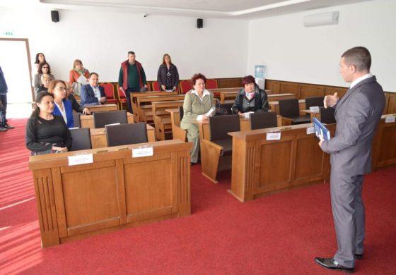 Първият изнесен офис за безплатни правни услуги заработи в Девня