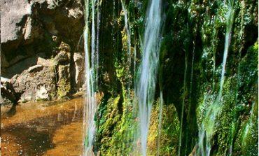 Водопадът до село Солник, общ. Долни Чифлик