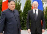 Исторически момент: Путин се срещна с Ким Чен-ун
