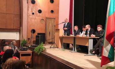 Цветанов: Победа на евровота ще ни даде предимство на местните избори