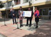 Мария Габриел във Вълчи дол: Инициативата за безплатен интернет  WIFI4EU допринася за подобряване на ежедневието на хората в селските  райони (снимки)
