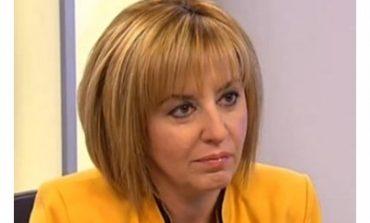 Мая Манолова: Засега не съм решила да се кандидатирам за кмет на София!