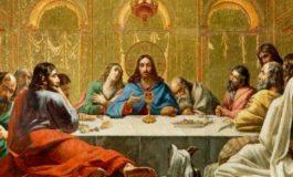 Велики четвъртък е денят на Тайната вечеря! Боядисват се яйцата и се замесват козунаците за Пасха