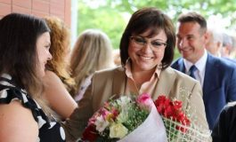 Корнелия Нинова в Стара Загора: БСП е единствената партия, която е побеждавала ГЕРБ!