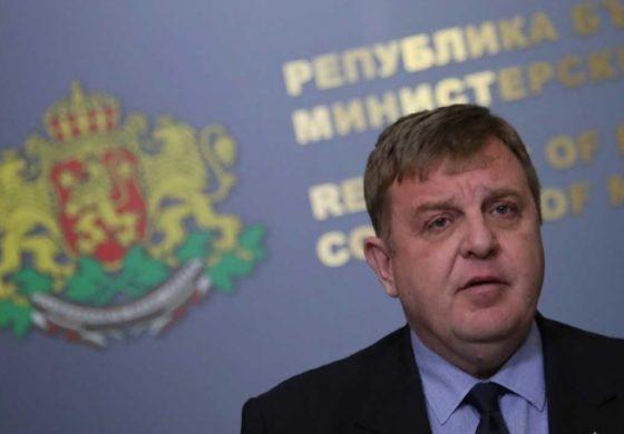 Каракачанов: Прогнозирах, че тази кампания ще бъде само компроматна