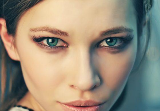 Каква е истината за зелените очи