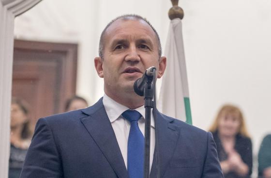 Президентът Радев ще се срещне с председателя на ВАС Георги Чолаков на 16 май