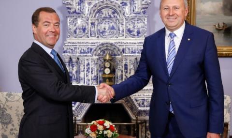 Беларус може да стане част от Русия