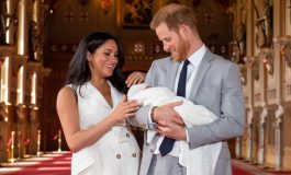 Обявиха името на първородния син на Хари и Меган! Момченцето се казва Арчи Харисън