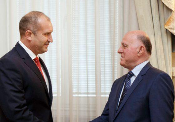 Радев: Консултациите за избор на нов главен прокурор са в интерес на обществото