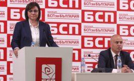 Мълния! Нинова подаде оставка като лидер на БСП: Аз поемам цялата отговорност за загубата!