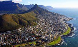 Кейптаун - омая и вино, ветрове и вълни
