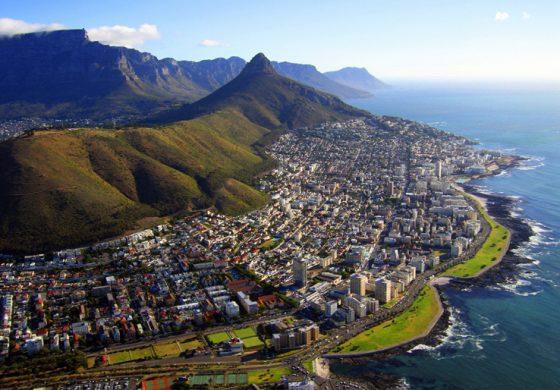 Кейптаун – омая и вино, ветрове и вълни