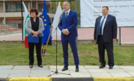 Красимира Анастасова даде старт на голям инфраструктурен проект в Долни чифлик (снимки)
